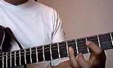 JAZZ GUITAR HARMONY LESSON