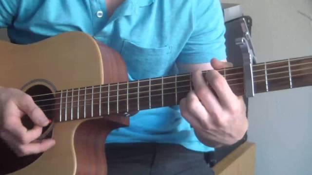 Into The Mystic by Van Morrison Guitar Tutorial (Chords, Strumming ...