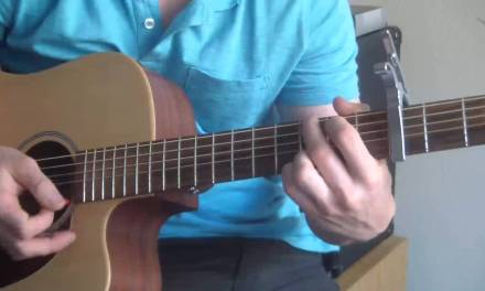 Into The Mystic by Van Morrison Guitar Tutorial (Chords, Strumming, riffs and more)