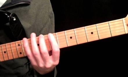 Visualizing Pentatonic Scales Pt.2 – Intermediate Guitar Lesson