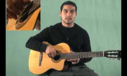 learn classical guitar 1