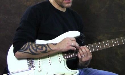 Guitar Lessons: Blues Pattern & Licks