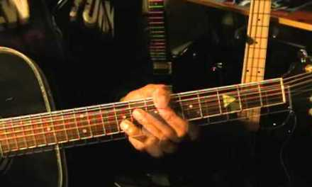 Justin Bieber CONFIDENT How To Play On Guitar Lesson NO CAPO Instruction