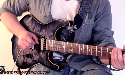 Mixing Major and Minor Pentatonics Guitar Lesson with Tony