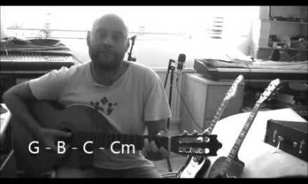 Creep by Radiohead – Beginners chords guitar tutorial