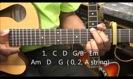 How To Play Nyan Cat Song On Acoustic Guitar Lesson