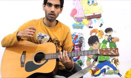 Tum Hi HO – Aashiqui 2 – Complete Guitar Cover Lesson CHords Intro Easy Hindi