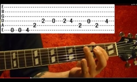 Satisfaction by THE ROLLING STONES – Guitar Lesson – Kieth Richards