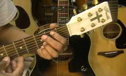 I Love You Lord Guitar Lesson Tutorial MARANATHA Easy NazarethCityLimits