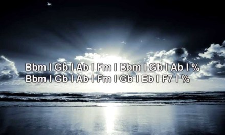 Beautiful Guitar Ballad backing track I With key changes