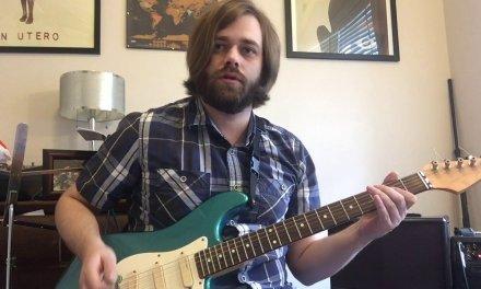 Nirvana – All Apologies Guitar Lesson