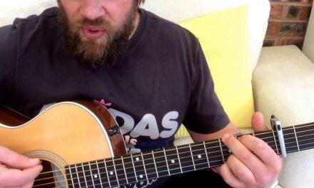 Maren Morris-My Church-Acoustic Guitar Lesson.