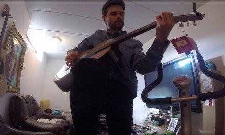 Easy Guitar Lesson – Dark Blues