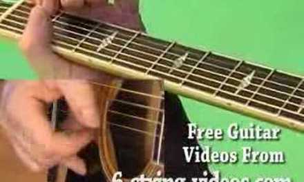 Classical Gas Guitar Lesson Part Five