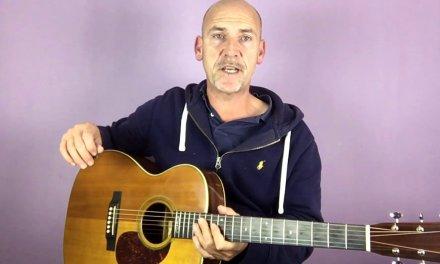 Snow Patrol -Chasing Cars – Guitar lesson by Joe Murphy