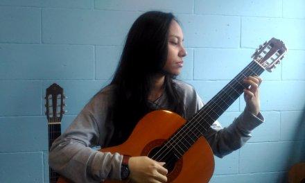 Classical guitar lesson… legato technical