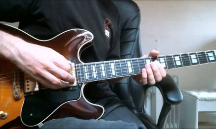 Jazz Guitar Chords – How To Play 13th Chords