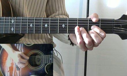COME MONDAY BY JIMMY BUFFET   ACOUSTIC GUITAR LESSON   BRIDGE   VIDEO 4 OF 6   LESSON PLAYLIST