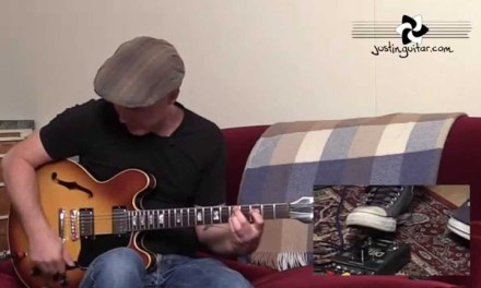 How To Use A Looper Pedal – Guitar Lesson Tutorial – JustinGuitar [QA-004]