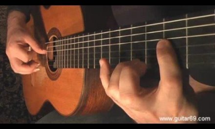 Four Counterpoint Exercises for Guitar + PDF of music / tab