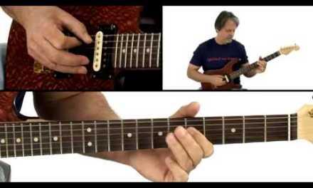 Blues Guitar Lesson – #3 – Brad Carlton