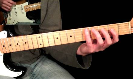 Major Triad Inversions Across The Guitar Fretboard Guitar Lesson