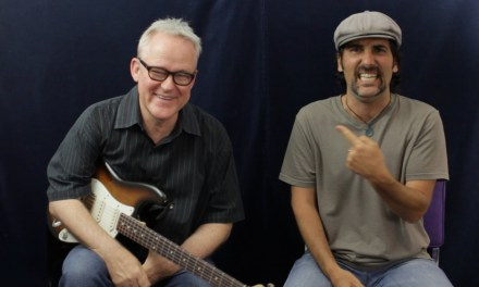 Hendrix Style Blues Soloing – With  LA Session Master – Tim Pierce – Guitar Lesson
