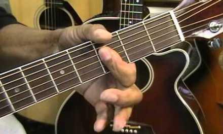The Beach Boys California Girls How To Play On Guitar 60's Lesson Tutorial