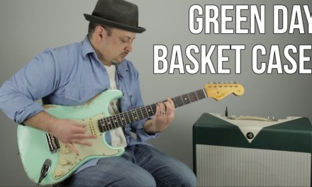"""Green Day """"Basket Case"""" Guitar Lesson – How to Play Green Day Tutorial"""