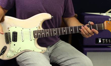 Melodic Soloing On Guitar – Unlocking The Fretboard With Chord Inversions – Guitar Lesson