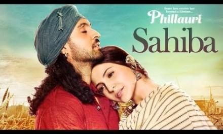 Sahiba |Phillauri| Guitar chords and lead |Diljeet Dosanjh|