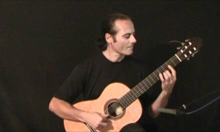 Canon in D – Michael Marc (Gypsy Flamenco Masters) – Acoustic Guitar