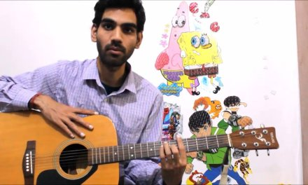 Don't Be Scared From Bar Chords They r Easy – Hindi Guitar lesson Bar chords beginners