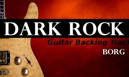 DARK ROCK Guitar Backing Track – Borg