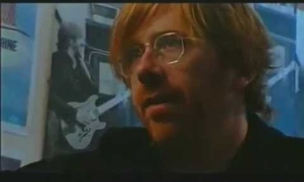 Trey Anastasio Gives An Acoustic Guitar Lesson on Guitar Xpress 2005