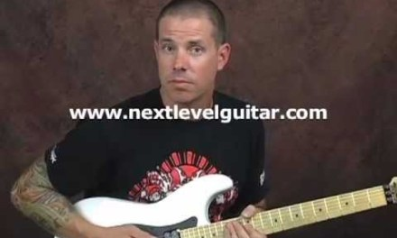 Blues rock guitar lesson add spice to Pentatonic scales licks solo ala Johnny Winter SRV