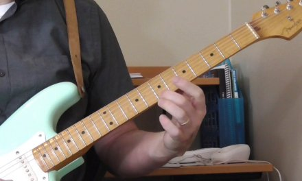 Ike Turner Guitar Lesson – Steel Guitar Rag Part 2