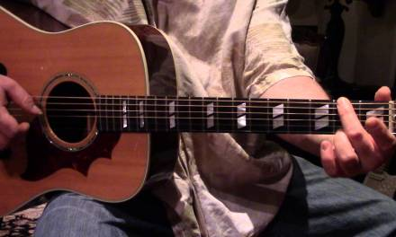 How Long Blues Guitar Lesson Jorma and Hot Tuna version
