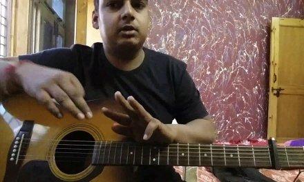 Kabira YJHD Mtv Unplugged Guitar Lesson originally by Arijit Singh