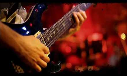 Guitar Backing Track in A Minor