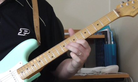 Freddy King Guitar Lesson – Out Front Part 2 REVISED