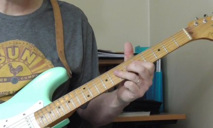 """Freddy King Guitar Lesson – """"Low Tide"""" Lick"""