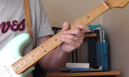 Clarence Green Guitar Lesson – Slowly After Hours Part 2