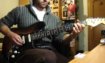 Pink Floyd – Hey You Guitar cover