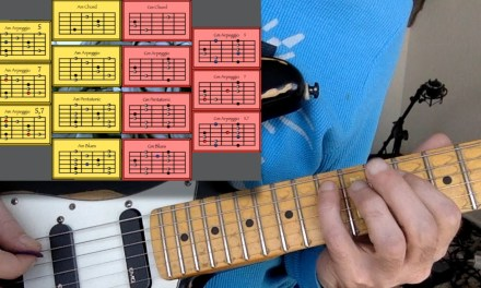 Lesson 5 How to Improvise Guitar Solos Over Chord Progressions