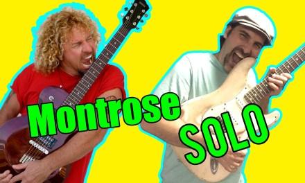 Blues Rock Soloing – Montrose Style Pentatonic Lick – Guitar Lesson
