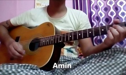 Channa mereya without capo guitar lesson chords tutorial from ae dil hai mushkil