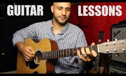 First Guitar Lesson – P3 – Pentatonic Scale