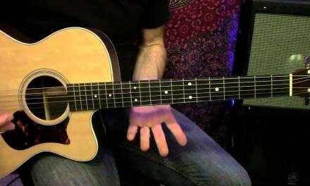 Deep Elem Blues: Jerry Garcia Acoustic Guitar Lesson TRAILER