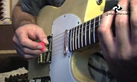 12 Bar Shuffle Picking Techniques – Blues Rhythm Guitar Lessons [BL-202]